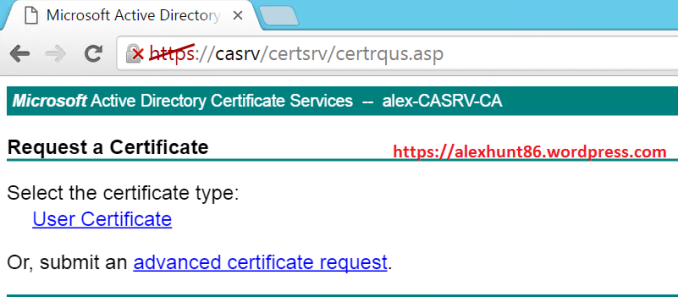 Certificate template for web server images certificate design request internal certificate from ca server virtual reality 2 in the certificate template select web server yadclub Choice Image